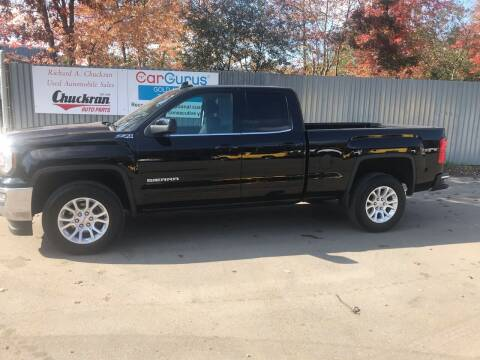 2017 GMC Sierra 1500 for sale at Chuckran Auto Parts Inc in Bridgewater MA