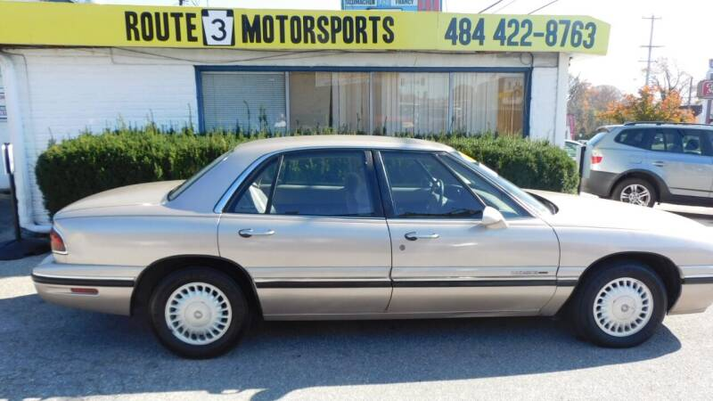 1998 Buick LeSabre for sale at Route 3 Motors in Broomall PA
