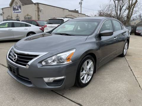 2014 Nissan Altima for sale at AAA Auto Wholesale in Parma OH