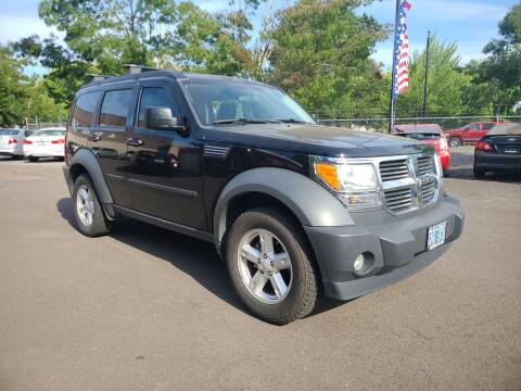 2007 Dodge Nitro for sale at Universal Auto Sales in Salem OR
