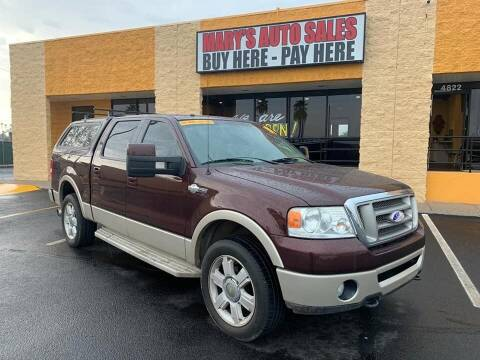2008 Ford F-150 for sale at Marys Auto Sales in Phoenix AZ