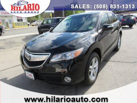 2014 Acura RDX for sale at Hilario's Auto Sales in Worcester MA