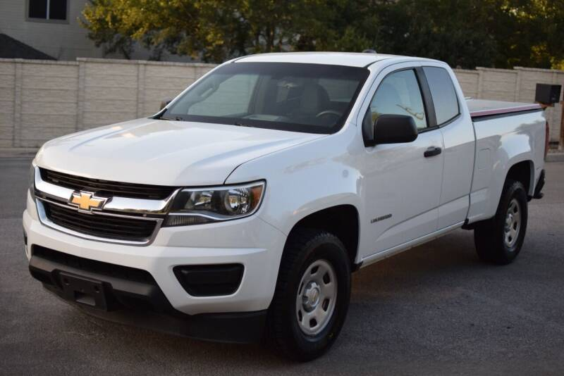 2018 Chevrolet Colorado for sale at Capital City Trucks LLC in Round Rock TX