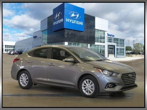 2021 Hyundai Accent for sale at Terry Lee Hyundai in Noblesville IN