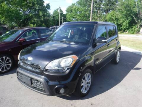 2013 Kia Soul for sale at Rob Co Automotive LLC in Springfield TN