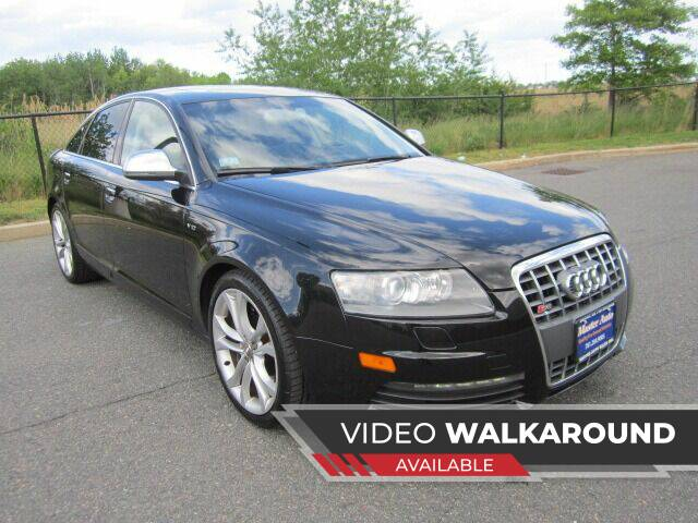2010 Audi S6 for sale at Master Auto in Revere MA