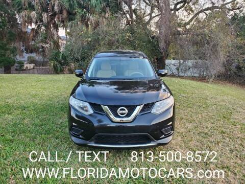 2015 Nissan Rogue for sale at Florida Motocars in Tampa FL