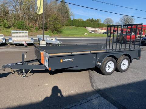 2020 Belmont UT614TASS for sale at Smart Choice 61 Trailers in Shoemakersville PA