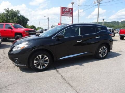2017 Nissan Murano for sale at Joe's Preowned Autos in Moundsville WV