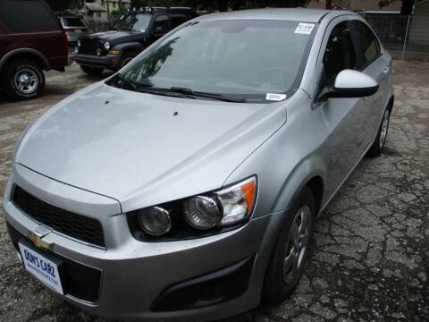 2016 Chevrolet Sonic for sale at Dons Carz in Topeka KS