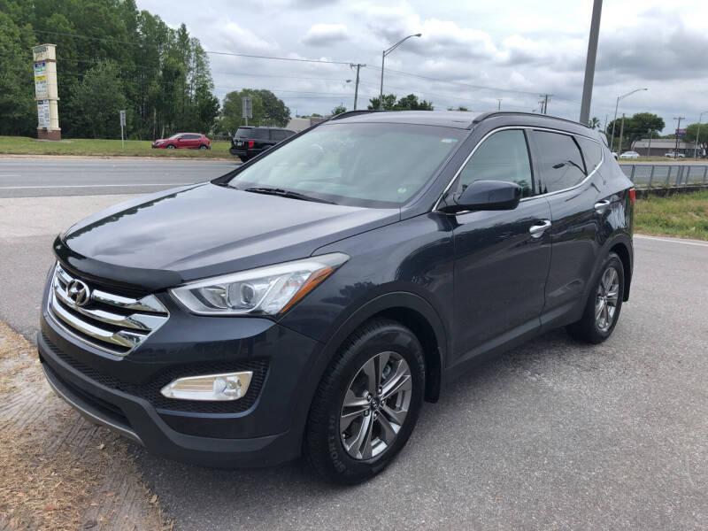 2015 Hyundai Santa Fe Sport for sale at Reliable Motor Broker INC in Tampa FL
