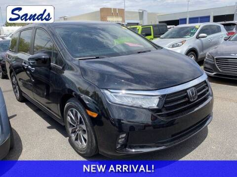 2021 Honda Odyssey for sale at Sands Chevrolet in Surprise AZ