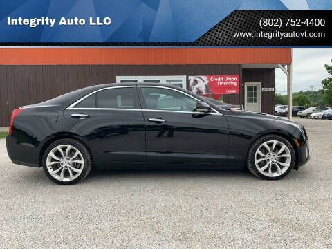 2014 Cadillac ATS for sale at Integrity Auto LLC - Integrity Auto 2.0 in St. Albans VT