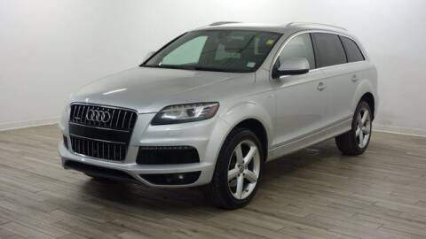 2015 Audi Q7 for sale at TRAVERS GMT AUTO SALES - Traver GMT Auto Sales West in O Fallon MO