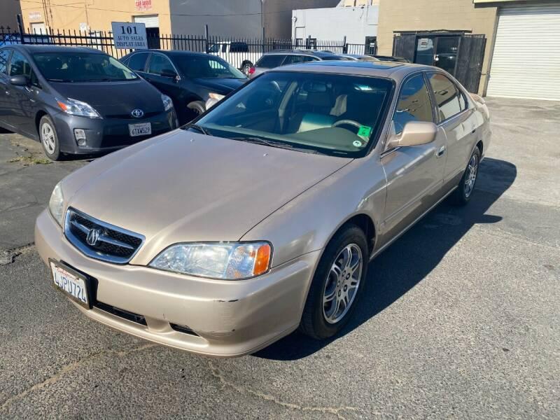 2000 Acura TL for sale at 101 Auto Sales in Sacramento CA