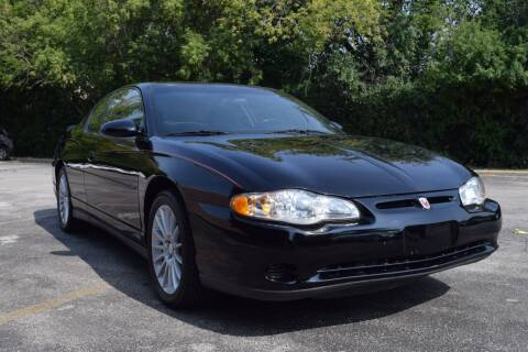 2002 Chevrolet Monte Carlo for sale at NEW 2 YOU AUTO SALES LLC in Waukesha WI