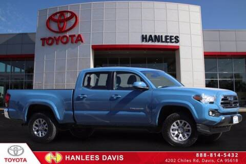 2019 Toyota Tacoma for sale at Hanlees Davis Toyota in Davis CA