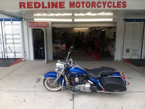 2007 Harley-Davidson Road King for sale at INTERSTATE AUTO SALES - Olive Road Lot in Pensacola FL