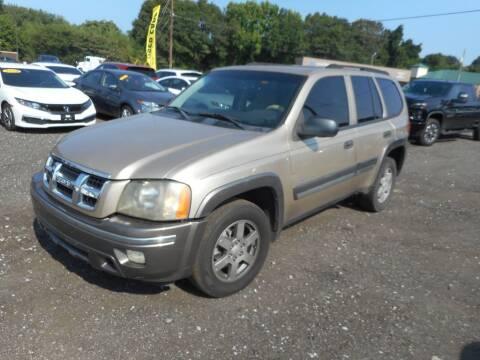 2005 Isuzu Ascender for sale at Auto Center Elite Vehicles LLC in Spartanburg SC