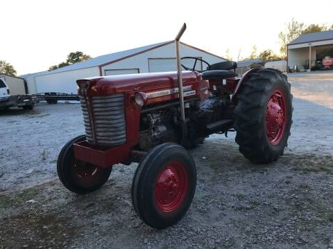 1967 Massy Ferguson MF65 for sale at CAROLINA TOY SHOP LLC in Hartsville SC