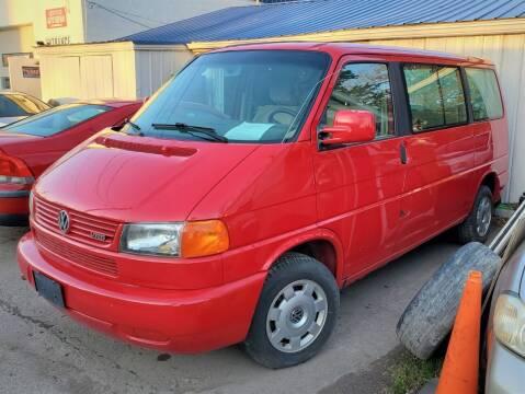 1999 Volkswagen EuroVan for sale at Ericson Auto in Ankeny IA