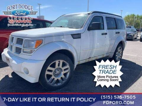 2007 Dodge Nitro for sale at Fort Dodge Ford Lincoln Toyota in Fort Dodge IA