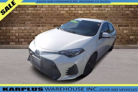 2019 Toyota Corolla for sale at Karplus Warehouse in Pacoima CA