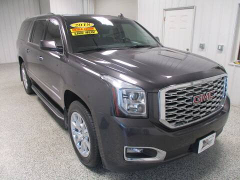 2018 GMC Yukon XL for sale at LaFleur Auto Sales in North Sioux City SD