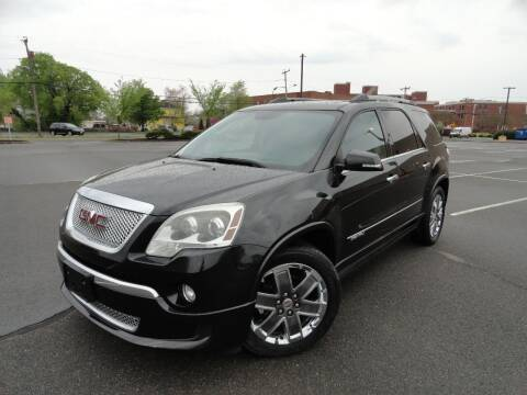 2011 GMC Acadia for sale at TJ Auto Sales LLC in Fredericksburg VA