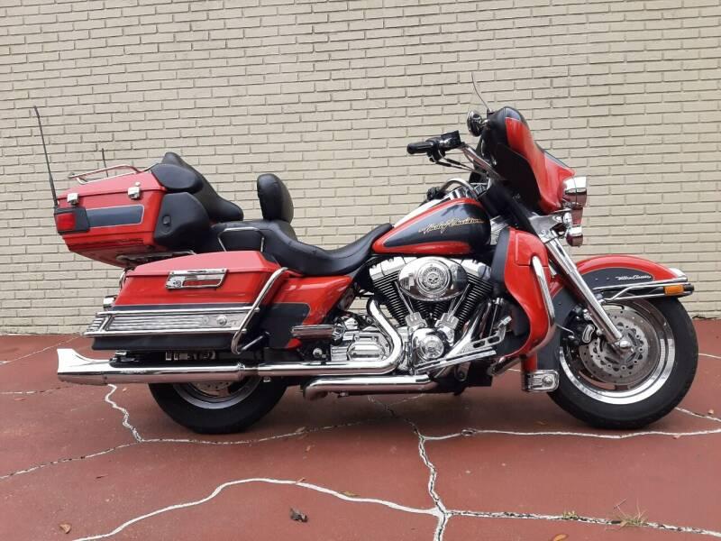 2006 Harley-Davidson FLHTCUI for sale at Rucker Auto & Cycle Sales in Enterprise AL
