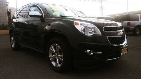 2013 Chevrolet Equinox for sale at El Guero Auto Sale in Hawthorne CA