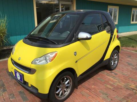 2008 Smart fortwo for sale at Willow Street Motors in Hyannis MA