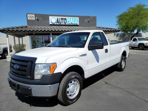 2012 Ford F-150 for sale at Auto Hall in Chandler AZ