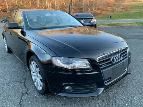 2011 Audi A4 for sale at D & M Discount Auto Sales in Stafford VA