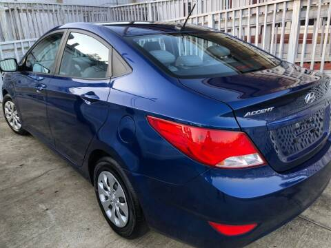 2016 Hyundai Accent for sale at Global Autos in Kenly NC