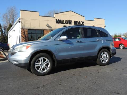 2010 Honda CR-V for sale at ValueMax Used Cars in Greenville NC