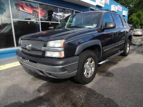 2004 Chevrolet Avalanche for sale at Drive Auto Sales & Service, LLC. in North Charleston SC