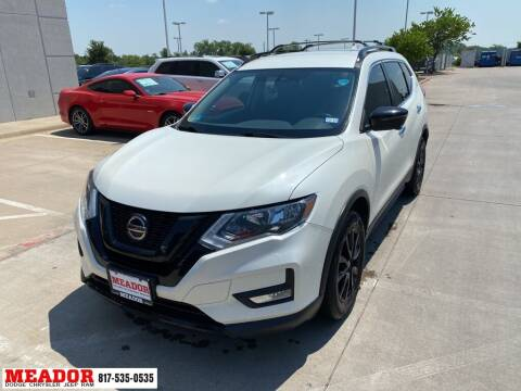 2018 Nissan Rogue for sale at Meador Dodge Chrysler Jeep RAM in Fort Worth TX