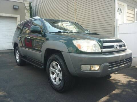2003 Toyota 4Runner for sale at Pinto Automotive Group in Trenton NJ