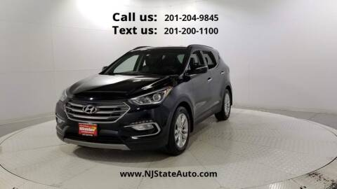 2018 Hyundai Santa Fe Sport for sale at NJ State Auto Used Cars in Jersey City NJ
