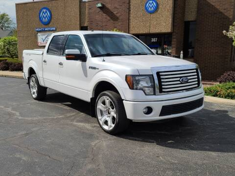 2011 Ford F-150 for sale at Mighty Motors in Adrian MI