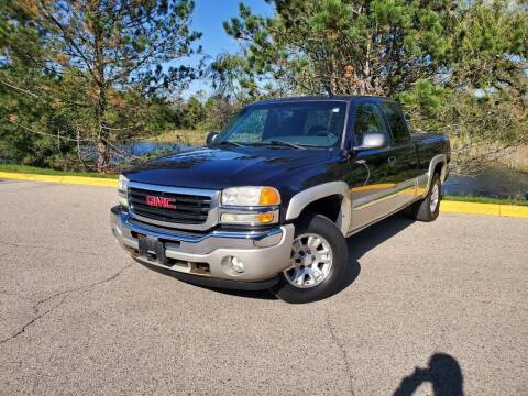 2006 GMC Sierra 1500 for sale at Excalibur Auto Sales in Palatine IL