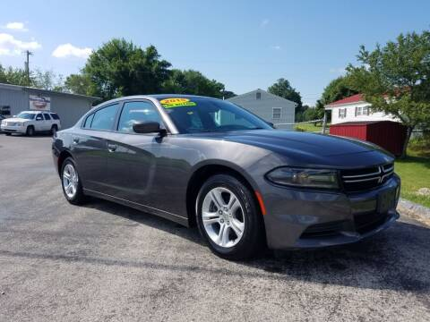 2015 Dodge Charger for sale at Moores Auto Sales in Greeneville TN
