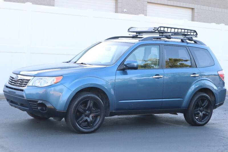 2009 Subaru Forester for sale at Overland Automotive in Hillsboro OR