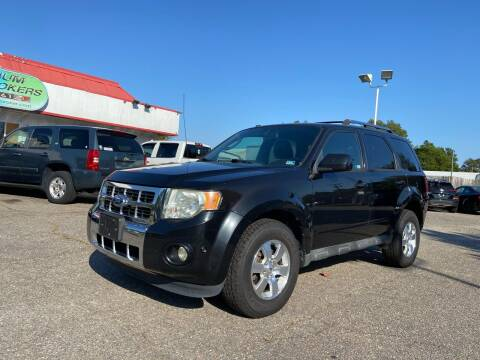 2011 Ford Escape for sale at Premium Auto Brokers in Virginia Beach VA