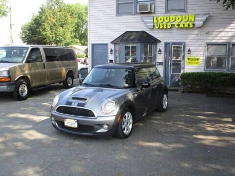2009 MINI Cooper for sale at Loudoun Used Cars in Leesburg VA