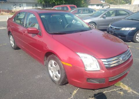 2006 Ford Fusion for sale at I Car Motors in Joliet IL