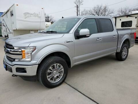 2020 Ford F-150 for sale at Kell Auto Sales, Inc - Grace Street in Wichita Falls TX