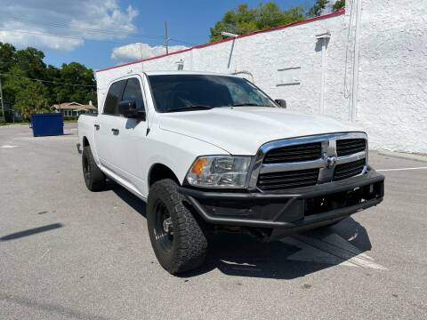 2016 RAM Ram Pickup 1500 for sale at LUXURY AUTO MALL in Tampa FL
