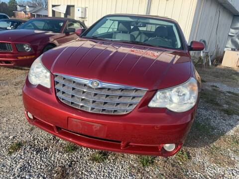 2008 Chrysler Sebring for sale at Samet Performance in Louisburg NC